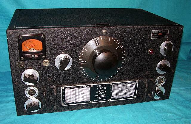Comercial Radio Amateur 23