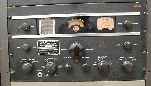 RCA AR-88 Series Receivers