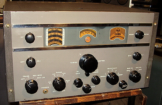 RCA AR-88 Series Receivers